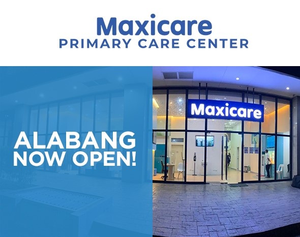 Maxicare Primary Care Center in Alabang is NOW OPEN!